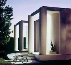 Paul Rudolph, Wallace House 1964