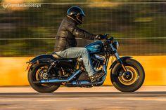 A Forty-Eight foi revista para 2016. Alterações na ciclística potenciam uma utilização efectivamente desportiva, capaz de deixar muito queixo caído àqueles de olham para as Harley-Davidsons com algum preconceito.