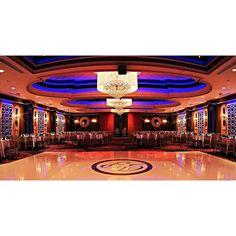 Interior - Dream Palace Banquet Hall www.DreamPalaceLA.com Info@DreamPalaceLA.com (818) 546-1155  510 E. Broadway Glendale, CA 91205