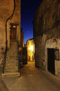 Pitigliano. Photo taken by Franco Dall'Agata