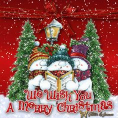 Merry Christmas Images Photos GIFs Greetings 2017 Happy New Year 2018 Merry Christmas Animation, Merry Christmas Pictures, Merry Christmas Images, Merry Christmas Greetings, Christmas Scenes, Merry Christmas And Happy New Year, Christmas Love, Merry Xmas, Christmas Things