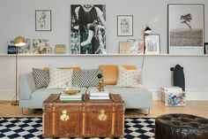 Scandinavian interior design ideas 36