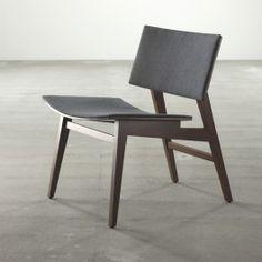 u0027wood iiiu0027 chair in walnut