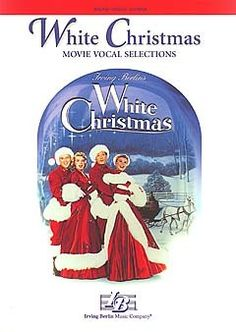 White Christmas - Movie Vocal Selections. £14.99