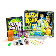 Enter for a chance to win a Smartlab Toys Glow-in-the-Dark Lab Toy Trivia Wednesday! TWO WINNERS will receive our award-winning Glow-in-the-Dark Lab! Kids try