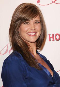 Sarah Lancaster is gorgeous