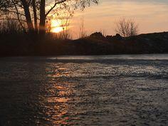 #ice #pictureperfect #sunset #vieuw #vieuws #love