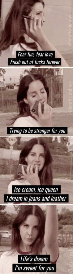 Quotes song lana del rey 70 ideas for 2019 Lana Del Rey Songs, Best Quotes, Love Quotes, Indie, Sing To Me, Light Of My Life, Beautiful Songs, Super Quotes, Funny Love