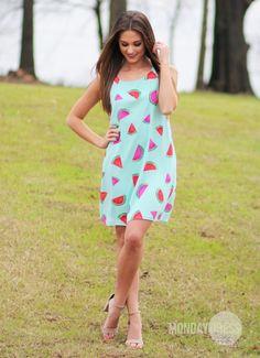Happy Melon Dress   Monday Dress Boutique