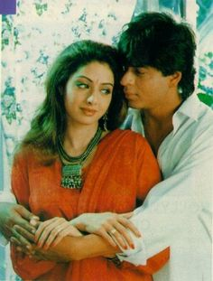 Shahrukh Khan and Sridevi - Army (1996)