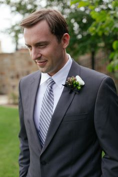 #Groom #Suit | Photography: The Nichols | On SMP