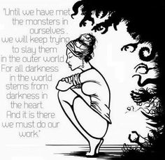 How's that shadow work coming along? Worry about your own shadow work, blamer. Yoga Quotes, Life Quotes, Wisdom Quotes, Affirmation Quotes, Frases Yoga, A Course In Miracles, My Demons, Inner Demons, Beautiful Words