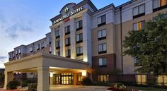 SpringHill Suites Austin North/Parmer Lane Austin Dell Diamond, home to the Round Rock Express baseball team, is 14 miles from this Austin, Texas hotel. Suites include free Wi-Fi and the hotel features an indoor pool.