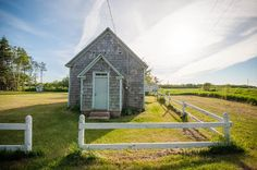 Reading to Know: Visiting Lower Bedeque Schoolhouse