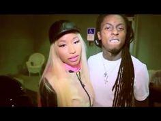 Lil Wayne Messing With Nicki Minaj - YouTube