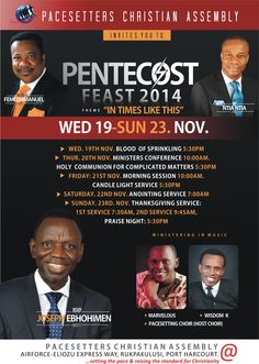 pentecost feast 2017