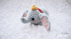 le petite crochet: Tsum Tsum | Marie and Dumbo