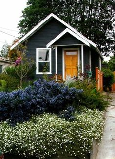 Cute little 500 square foot Ballard cottage