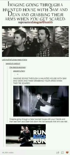 #supernatural #funny #geek