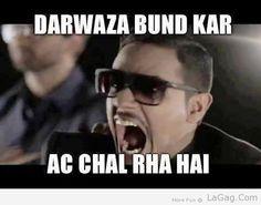 Darwaza Band Kar Ac Chal Raha Hai