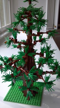 Quick-n-dirty pine tree prototype | by sandy_cash