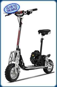 25 Best Gas Scooters images in 2019 | Gas scooter, Scooters, Evo