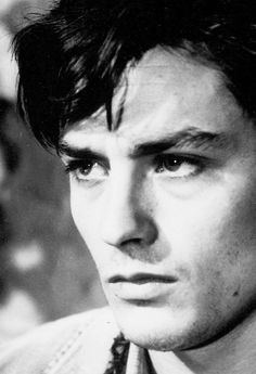Alain Delon ~ Rocco and His Brothers, 1960
