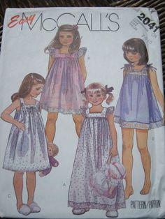 Pajamas Night Gown