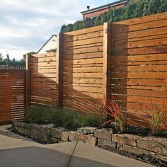 Contemporary Landscape Privacy Screen Design, Pictures, Remodel, Decor and Ideas - page 2