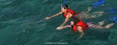 Snorkeling in México