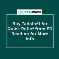 Buy Tadalafil for Quick Relief from ED Read on for More Info. Reading, Stuff To Buy, Life, Word Reading, The Reader, Reading Books