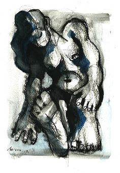 gesto: mulheres azuis - 13