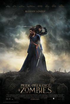 Pride and Prejudice and Zombies. Cinema PostersMovie ...