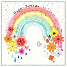 Happy Birthday Greetings Friends, Happy Birthday Wishes Photos, Birthday Wishes Flowers, Happy Birthday Art, Birthday Wishes Messages, Birthday Blessings, Birthday Love, Birthday Greeting Cards, Printable Christmas Cards