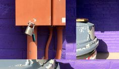Another compilation of Urban Abstracts found in Tubac, Arizona. Oh, the color!