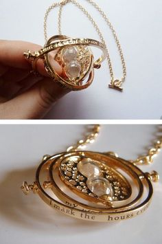 The time turner necklace