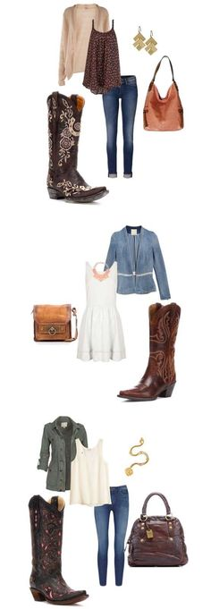 6aa7778b898 148 Best outfits with cowgirl boots images in 2017 | Cowgirl boots ...