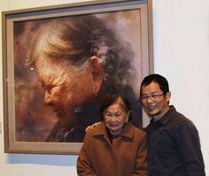 Красота и нежность акварели Cheng-Wen Cheng и Guan Weixing | Волшебная сила искусства