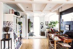 Inside 1 Walters Way, one of two self-build London housing developments that bear Segal's name Photography: Taran Wilkhu