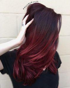 Les Couleurs de Cheveux à Porter Obligatoirement Cet Automne!   Coiffure simple et facile