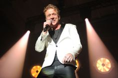 Thomas Helmig til turnéstart i Fredericia - fredag d. 28. februar 2014.