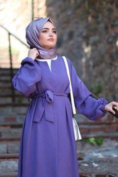Gets - Dresses 👗 Abaya Fashion, Muslim Fashion, Modest Fashion, Fashion Dresses, Modest Dresses, Modest Outfits, Trendy Outfits, Prom Dresses, Abaya Style