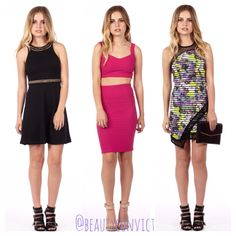 http://www.beautyconvict.com/clothing/gold-chains-skater-dress.html