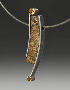 Artist Wolfgang Vaatz at Facèré Jewelry Art Gallery | Seattle