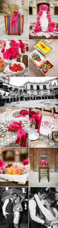 Regina & Zaheen: boda en Zacatecas