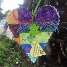 I took a call during a Scottsdale City Council meeting and found a quilted heart. Thanks for the sweetness, heart-quilters! #ifaqh #ifoundaquiltedheart