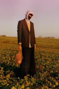 """""""It's A Small World"""" Editorial Features Some Essential Post-Apocalyptic Looks"""