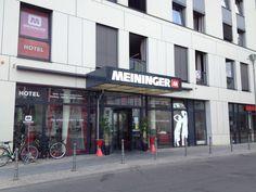 MEININGER Hotel Berlin Hauptbahnhof şu şehirde: Berlin, Berlin