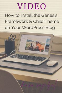 Thinking of using Genesis for your blog or website? Learn how to install the Genesis Framework & Child Themes.