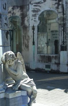 photographic print: Recoleta in Buenos Aires by vagabondmerchant